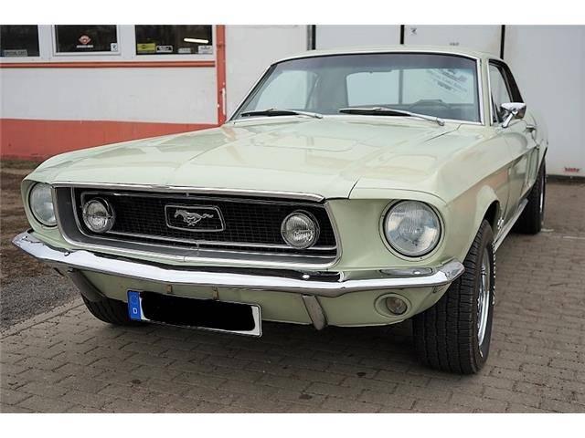 ford mustang 289 (1968) für 25.900 eur kaufen
