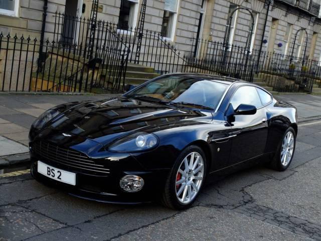 For Sale Aston Martin V12 Vanquish S 2007 Offered For Gbp 99 950