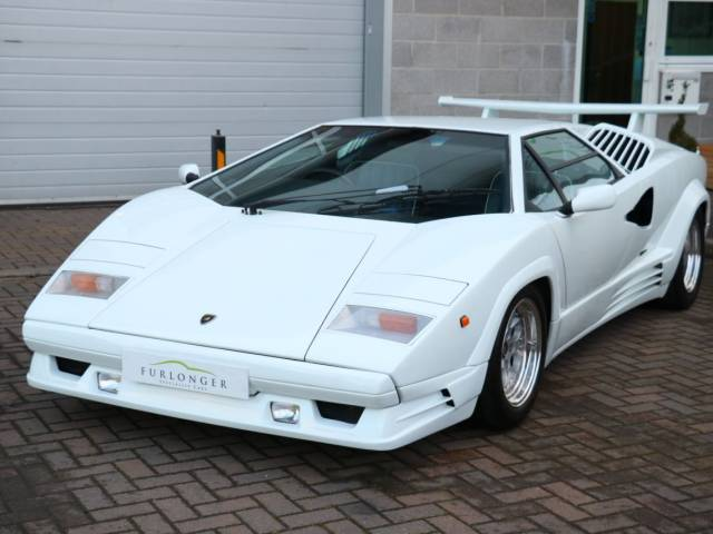 For Sale Lamborghini Countach 25th Anniversary 1989 Offered For