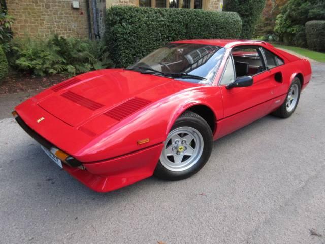 Ferrari 308 Gtb Quattrovalvole 1983 Für Eur 75 839 Kaufen