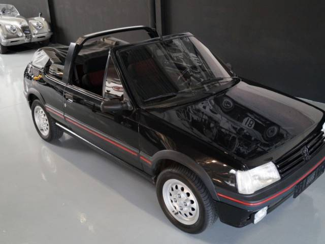 for sale peugeot 205 cti 1992 offered for gbp 9 794. Black Bedroom Furniture Sets. Home Design Ideas