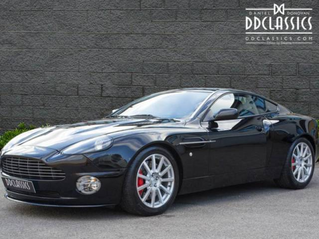 Aston Martin V Vanquish S For Sale Classic Trader - Aston martin vanquish 2006 for sale