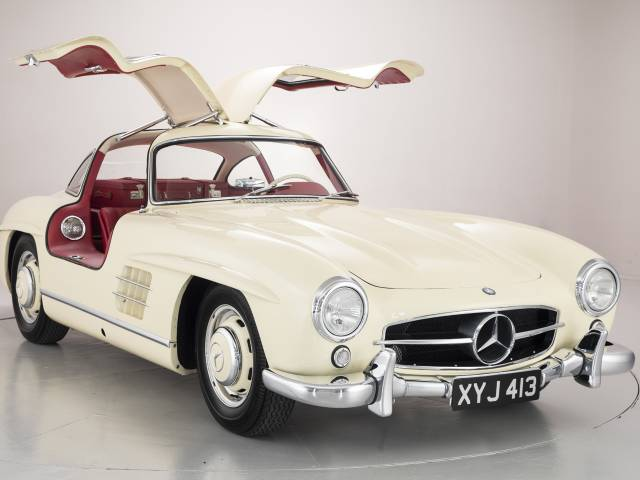 mercedes benz 300 sl gullwing 1955 for sale classic trader. Black Bedroom Furniture Sets. Home Design Ideas