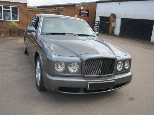 For Sale Bentley Arnage T 2006 Offered For Gbp 37950