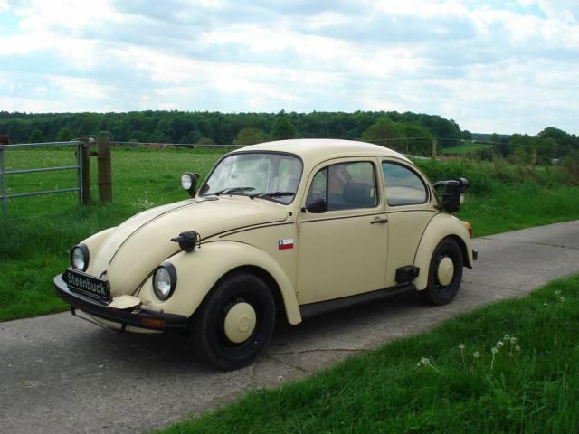 Volkswagen Coccinelle 1200 L