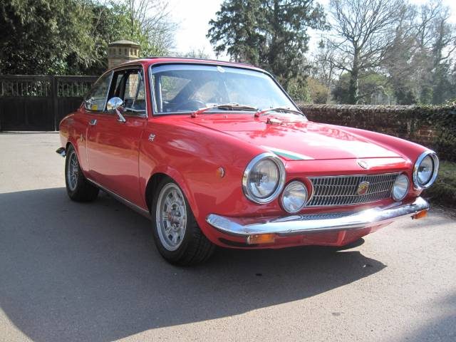 For sale fiat 850 sport coupe 1969 offered for gbp 26 694 - Fiat 850 sport coupe for sale ...