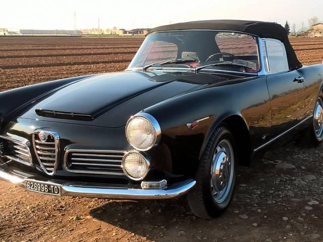 Alfa Romeo 2600 Spider 1962 For Sale Classic Trader