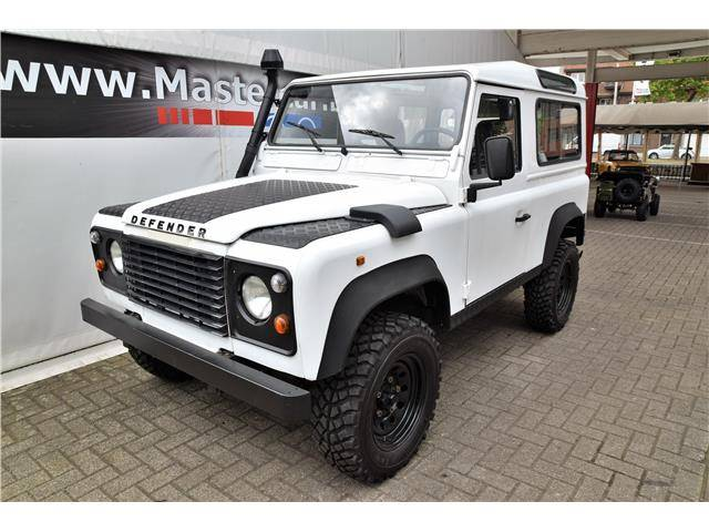 for sale land rover defender 90 1997 offered for gbp 17 142. Black Bedroom Furniture Sets. Home Design Ideas