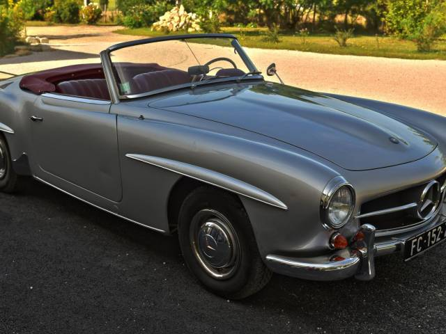 For Sale: Mercedes-Benz 190 SL (1958) offered for GBP 125,000