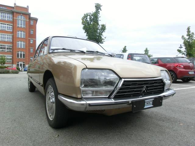 Citroën GS Pallas - Citroen GS Pallas