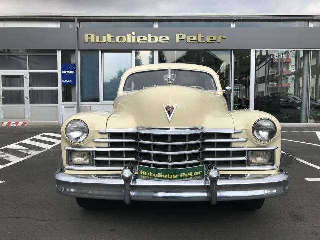 cadillac 62 sedan (1947) für 17.000 eur kaufen