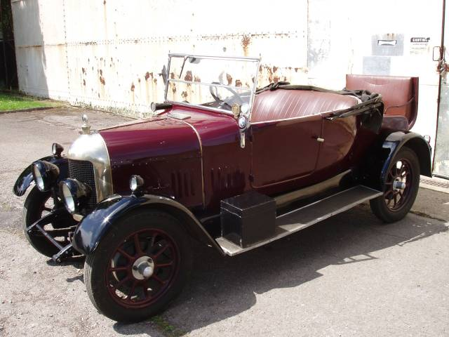 For Sale Morris Oxford Bullnose 1925 Offered For Gbp 17000