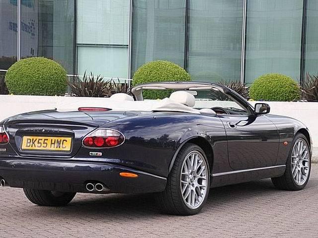 For Sale Jaguar Xkr 2005 Offered For Gbp 24 995