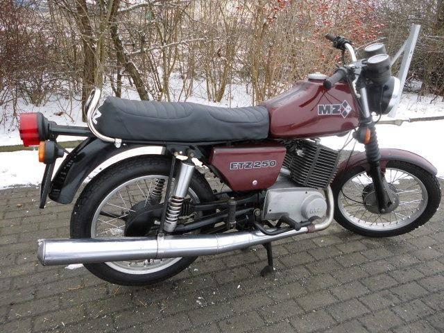 1984 MZ ETZ 250   Picture 1301242