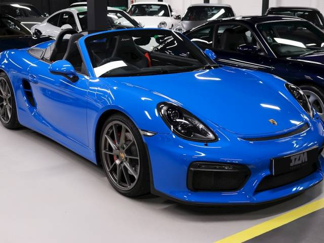 For Sale Porsche Boxster Spyder 2016 Offered For Aud 146266