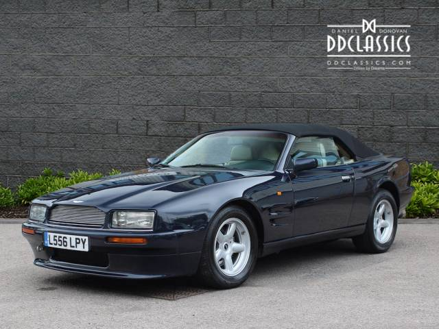 Aston Martin Virage Volante For Sale Classic Trader - Aston martin virage
