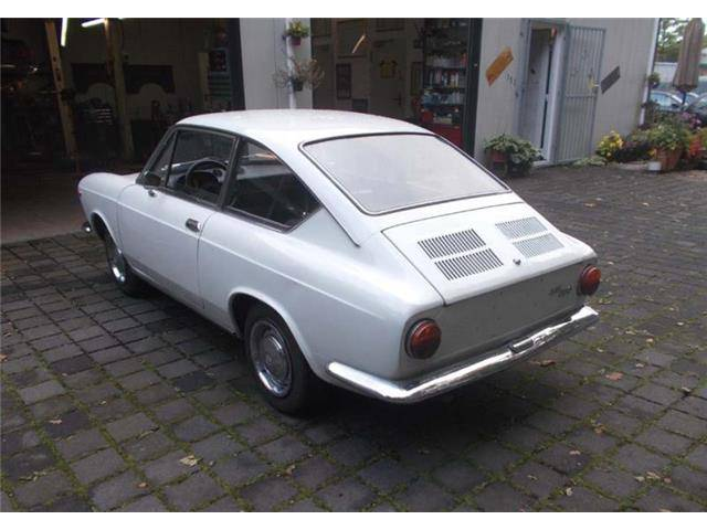 fiat 850 coupe 1967 f r chf 9 39 316 kaufen. Black Bedroom Furniture Sets. Home Design Ideas