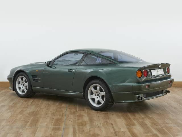 Aston Martin V8 Vantage V550 1996 Für Chf 233 042 Kaufen
