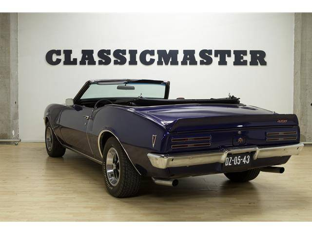 pontiac firebird 400 convertible 1968 f r eur kaufen. Black Bedroom Furniture Sets. Home Design Ideas