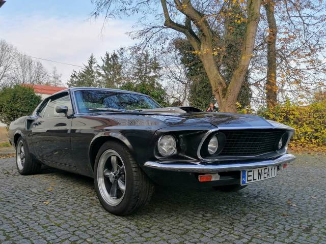 For Sale Ford Mustang Gt 1969 Offered For Gbp 51 821