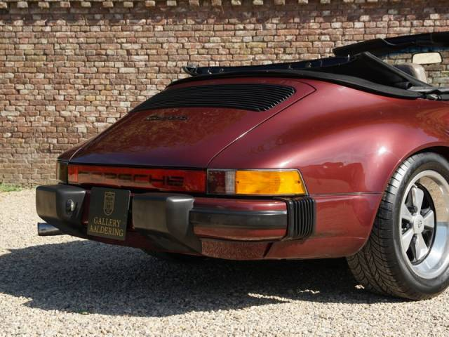 1984 Porsche 911 Rubinrot for Sale | Classic Cars for Sale UK