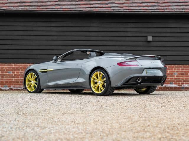 Aston Martin Vanquish Volante 2015 For Sale Classic Trader