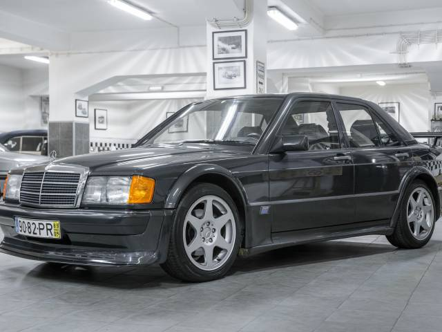 For Sale: Mercedes-Benz 190 E 2 5-16 Evolution I (1989