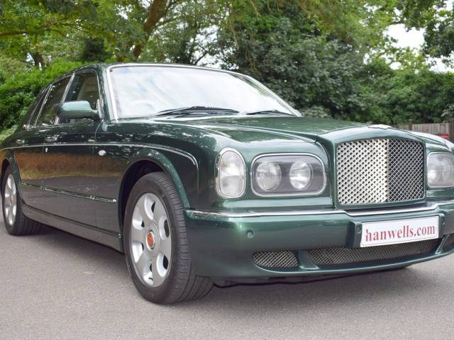 for sale: bentley arnage red label (2000) offered for gbp 22,950
