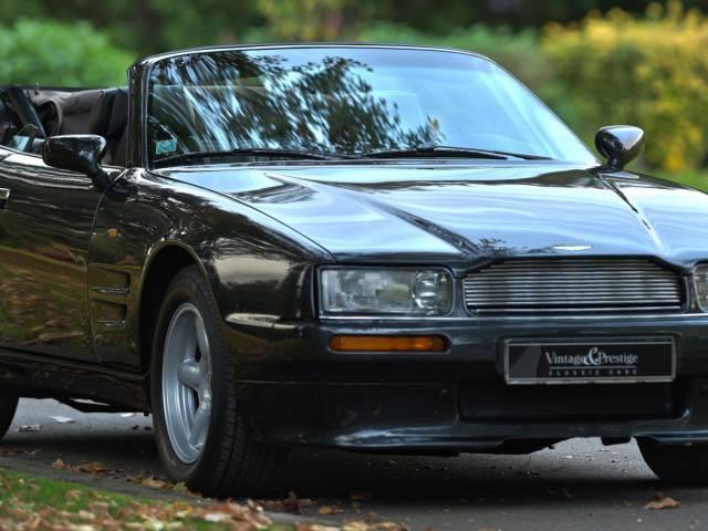 For Sale Aston Martin Virage Volante Offered For GBP - Aston martin virage coupe