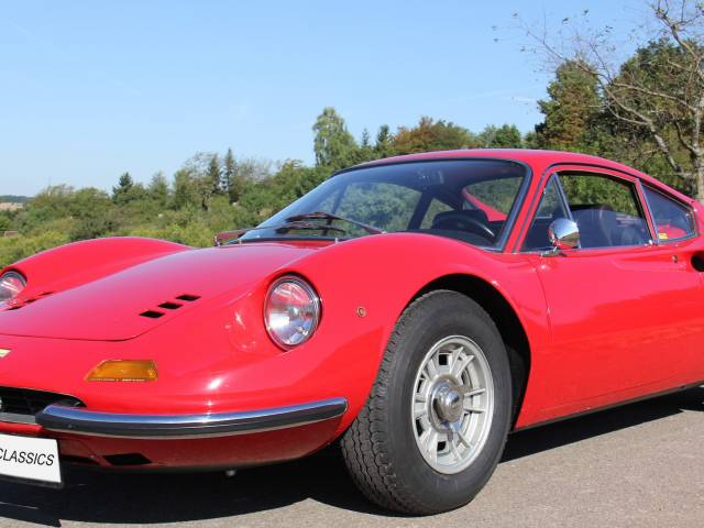 Ferrari 246 Dino GT Series 1