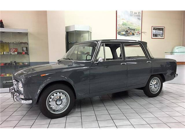 alfa romeo giulia 1600 ti 1964 f r eur kaufen. Black Bedroom Furniture Sets. Home Design Ideas