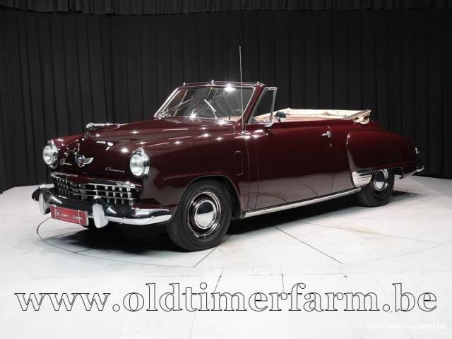 Studebaker Champion Regal DeLuxe Convertible