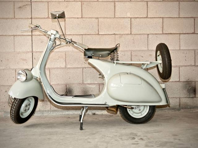 For Sale Piaggio Vespa 125 1954 Offered For Gbp 8946