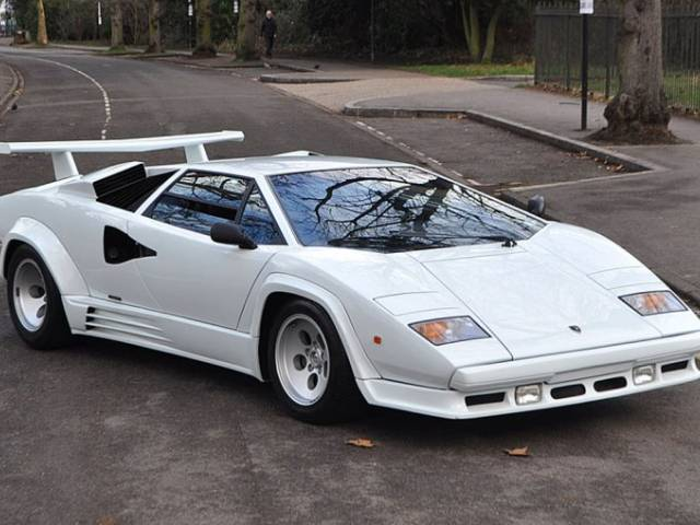 Lamborghini Countach Lp 5000 Qv 1988 For Sale Classic Trader