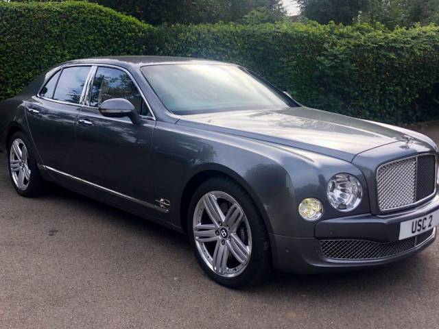 For Sale: Bentley Mulsanne (2012) offered for GBP 70,000