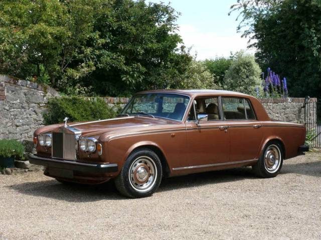 for sale: rolls-royce silver shadow ii (1979) offered for gbp 36,000