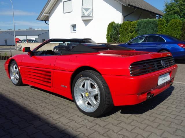 Ferrari 348 Spider 1995 Für 84 900 Eur Kaufen