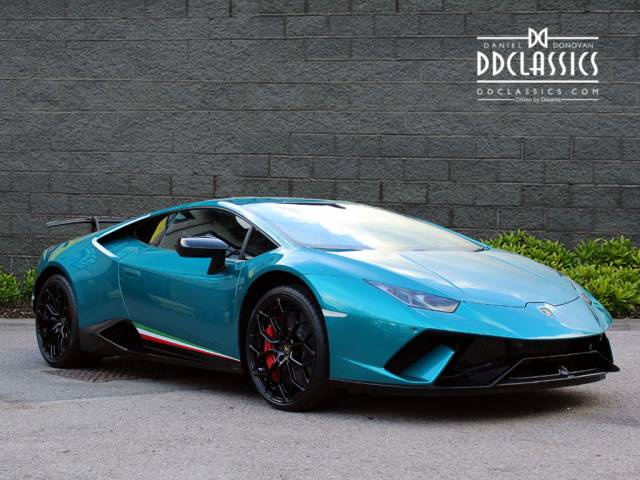 For Sale Lamborghini Huracan Performante 2018 Offered For Gbp 236 950