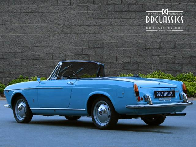 For Sale Fiat 1500 S 1961 Offered For Gbp 44950
