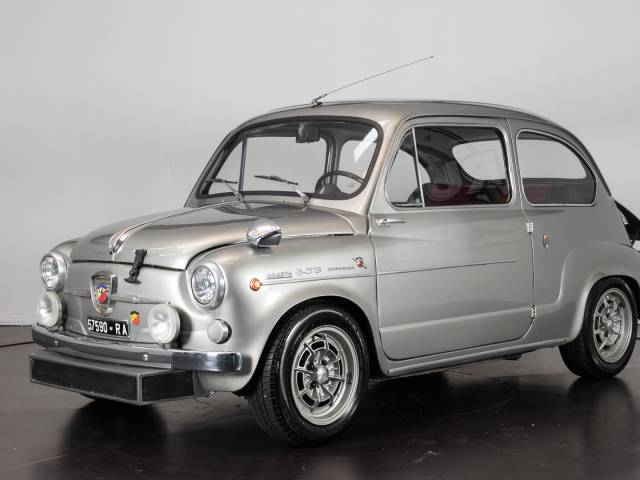 Abarth Fiat 850 TC