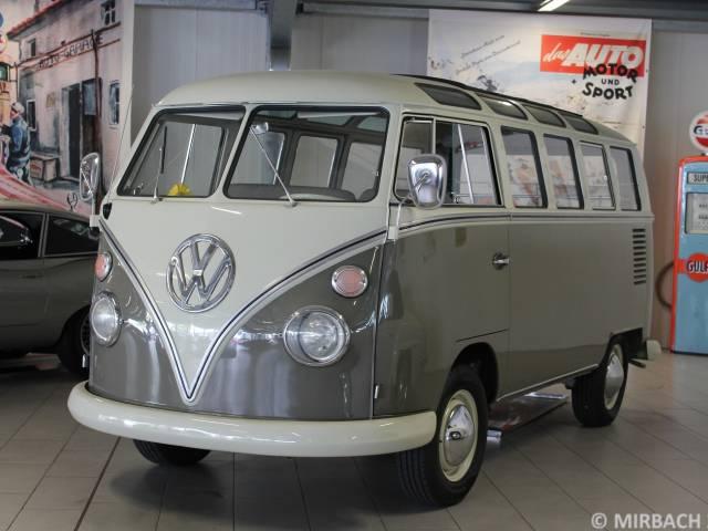 volkswagen t1 samba 1964 kaufen classic trader. Black Bedroom Furniture Sets. Home Design Ideas