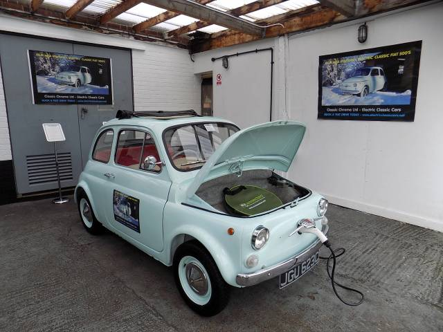 for sale fiat 500 f 1965 offered for gbp 25 000. Black Bedroom Furniture Sets. Home Design Ideas