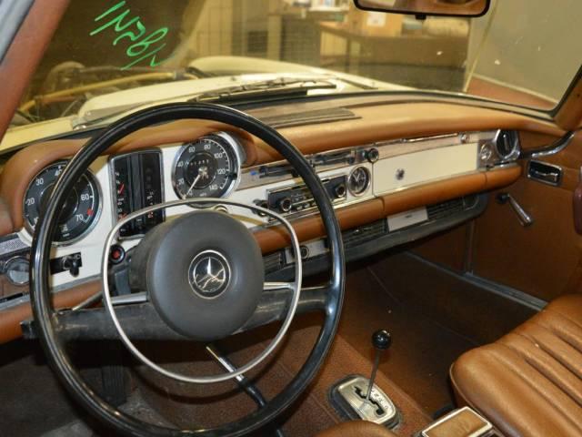 Schaltplan Mercedes W111