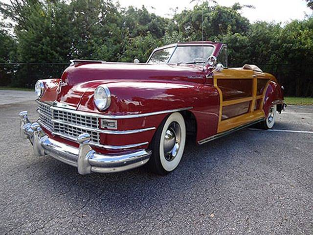 Chrysler New Yorker Highlander