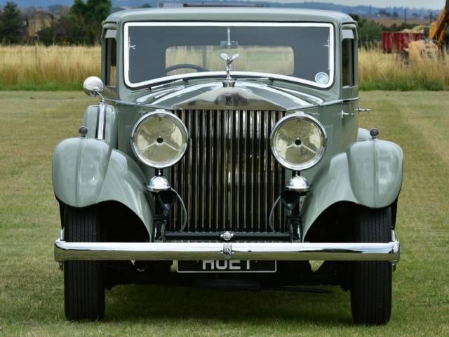 annonce rolls royce phantom d 39 occasion de 1934 213 249. Black Bedroom Furniture Sets. Home Design Ideas