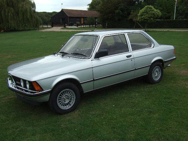 For Sale: BMW 320/6 (1982) offered for GBP 10,995