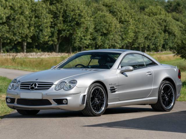 For Sale: Mercedes-Benz SL 65 AMG (2005) offered for GBP 52,995