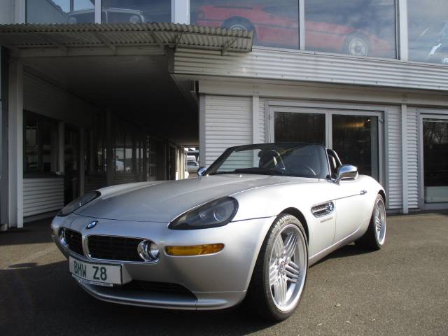 bmw z8 d 39 occasion de 2001 30 514 km 235 000. Black Bedroom Furniture Sets. Home Design Ideas