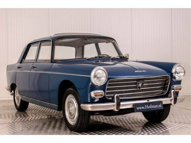 for sale peugeot 404 1962 offered for aud 12 074. Black Bedroom Furniture Sets. Home Design Ideas