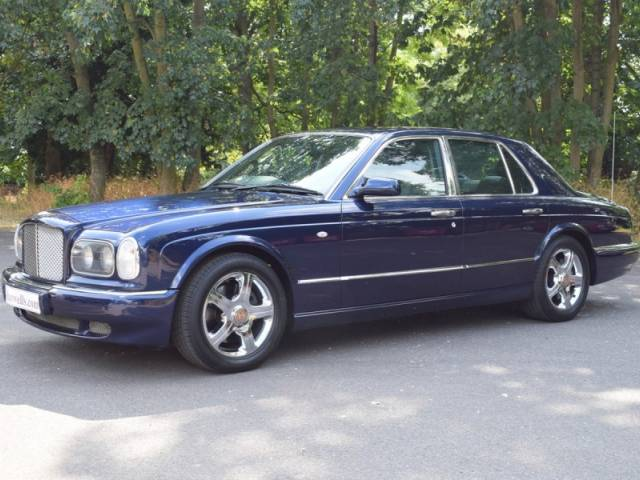 For Sale Bentley Arnage R 2003 Offered For Gbp 24950
